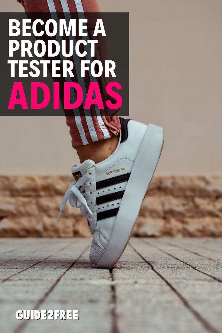 Colaborar con Móvil Erradicar  How to Become an Adidas Product Tester | Product tester, Become a product  tester, Tester