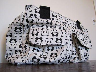 This panda bag is pretty cute too.