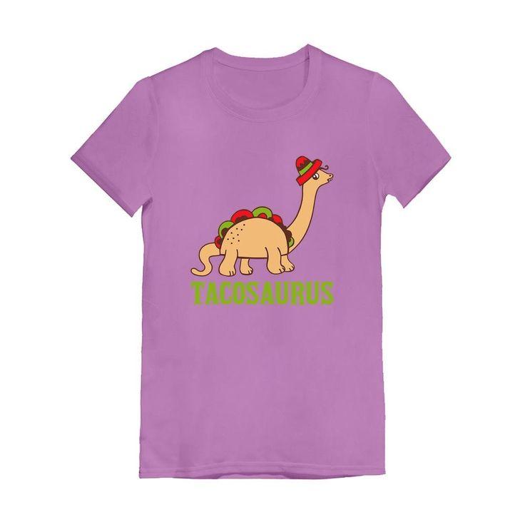 Tacocat Spelled Backwards is Taco Cat Funny Girls Fitted Kids T-Shirt Tstars