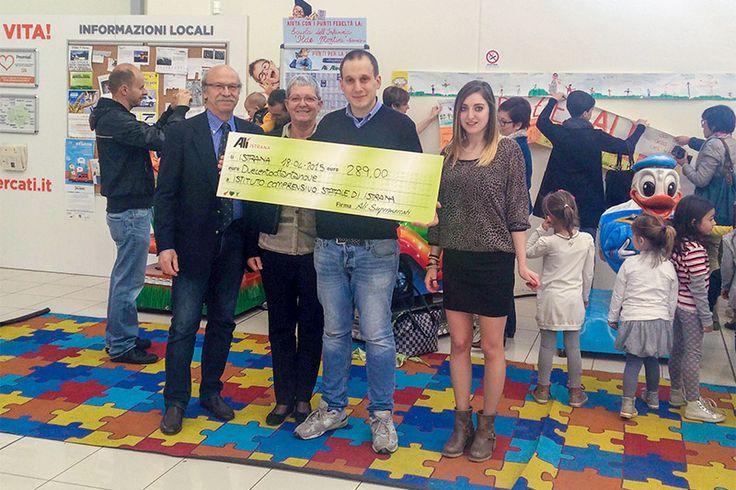 We Love People torna a premiare le associazioni locali all'Alì di Istrana