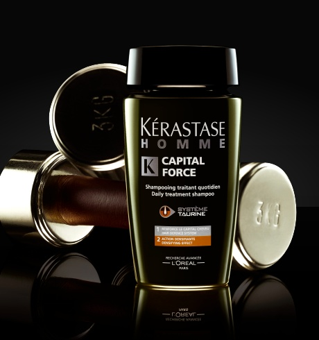 #Kerastase #Homme #Hair #Beauty #Haircare #Hairstyle