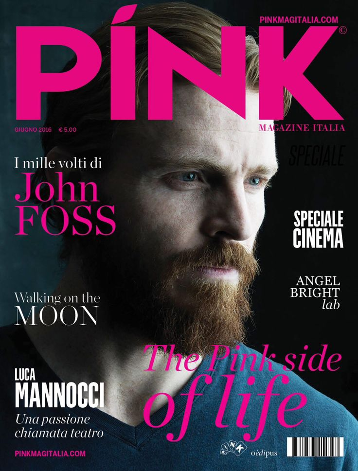 Pink Magazine Italia - June 2016