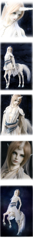 Zinc - White Archer [Zinc - White Archer] - $320.00 : BJD baby,bjd dolls,bjd doll shop,bjd bragan?a,fairyland,volks bjd,soom,luts bjd,Super Dollfie, BJD lovers collect community