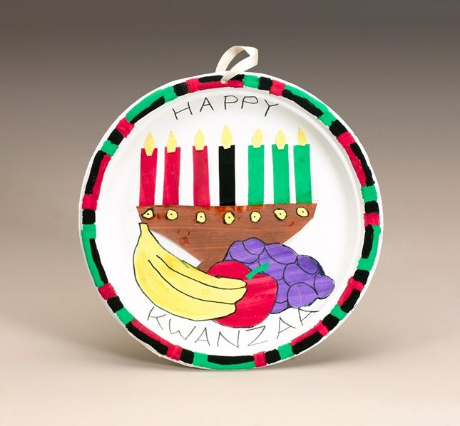 Kwanzaa celebrates traditional African values such as family, community, and sel…