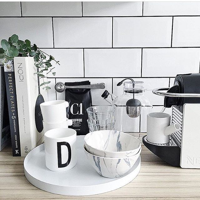 Kitchen details via @aboutthishouse | Save 25% off our range of Design Letters products and up to 40% off store wide www.simplestyleco.com.au