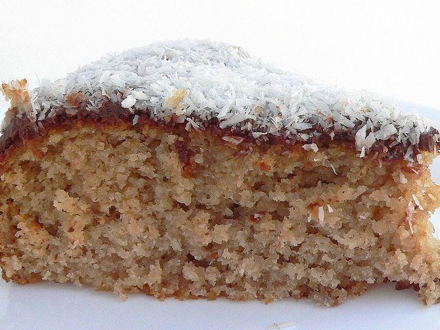 Torta Cocco e Nutella Bimby by RicetteBimby, via Flickr