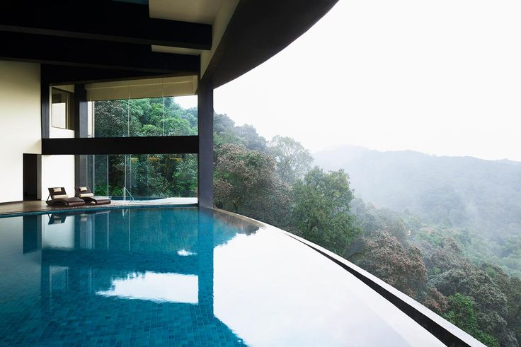 23 best hotels n resorts in india images on pinterest - Resorts in madikeri with swimming pool ...