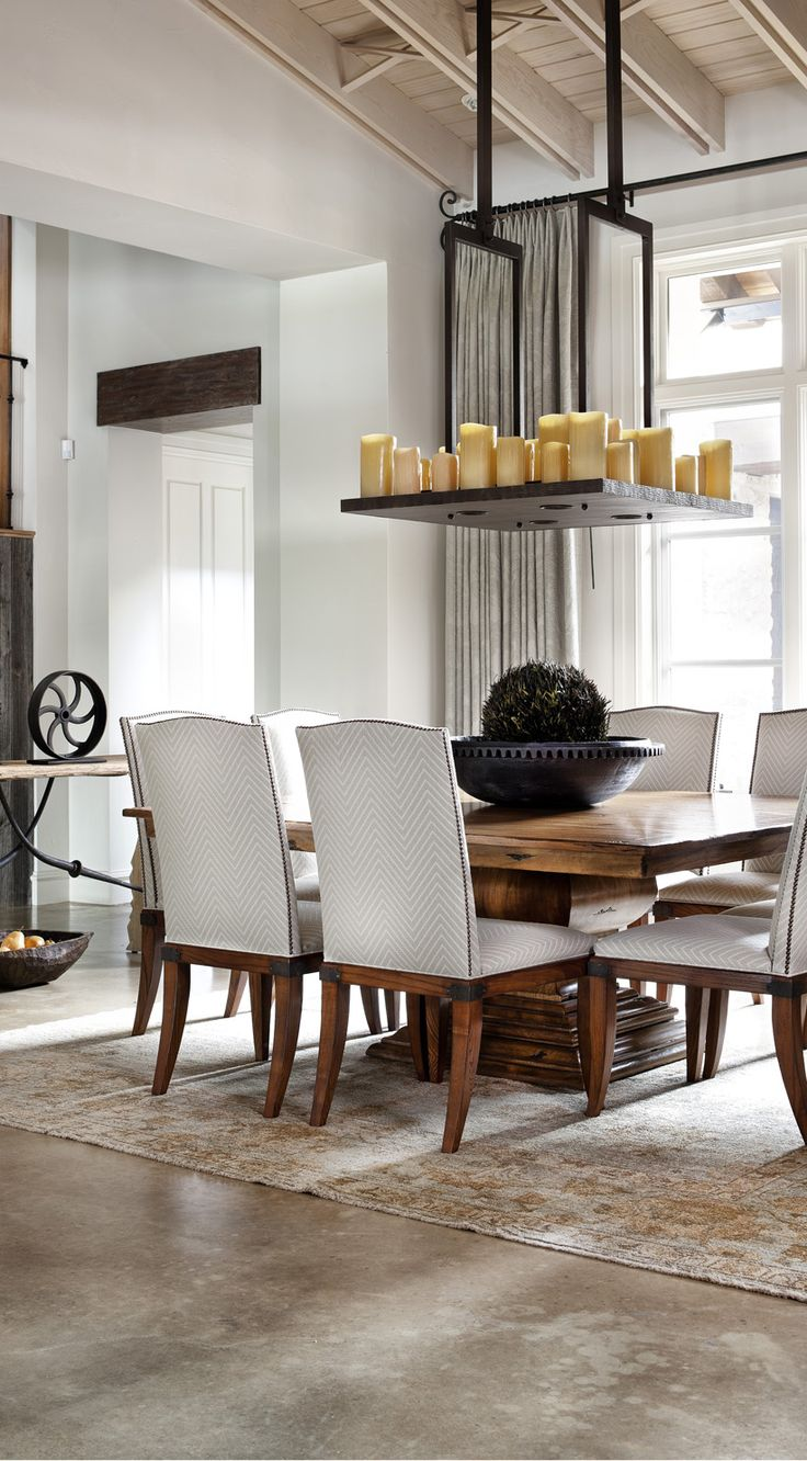 39 best dining room sets images on pinterest dining room sets hill country modern mediterranean dining room austin by jauregui architecture interiors construction