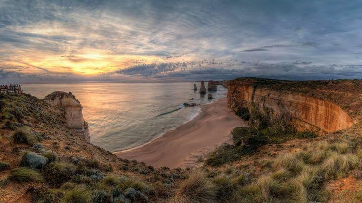 Порт Кэмпбелл Виктория, Австралия