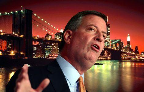 ΕΙΔΗΣΕΙΣ ΕΛΛΑΔΑ | DE BLASIO: Ποιός είναι ο νέος δήμαρχος Νέας Υόρκης | Rizopoulos Post