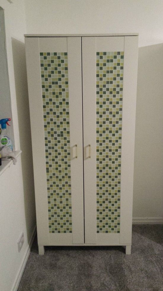 17 best images about ikea hack on pinterest ikea for Ikea brimnes wardrobe hack