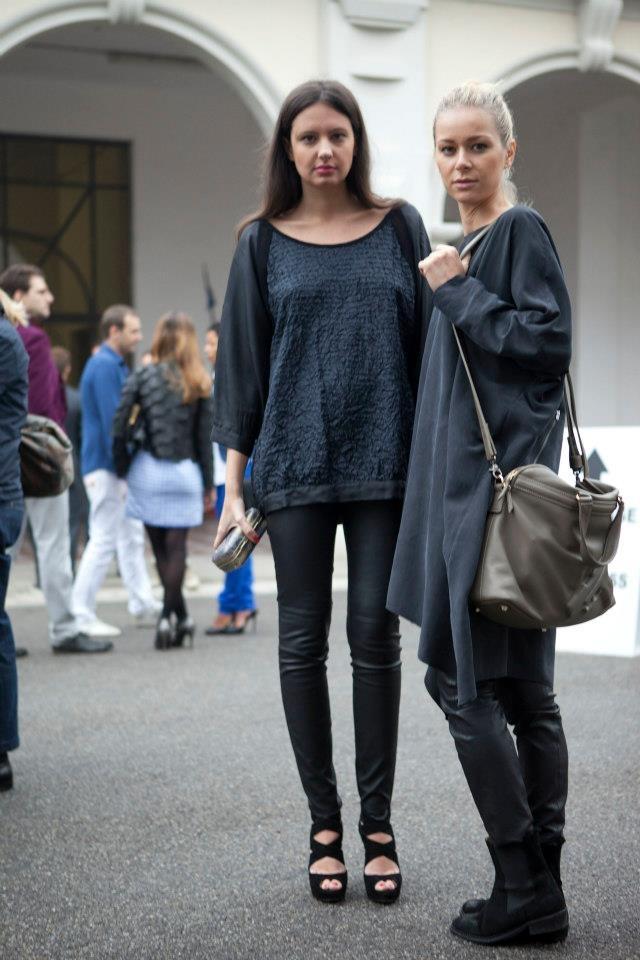 Dsquared2 fashion show