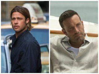 Брэд Питт и Бен Аффлек не приехали на свадьбу Джорджа Клуни. Питт снимается в драме «У моря» вместе с Анджелиной Джоли, а Аффлек участвует в рекламной кампании триллера «Исчезнувшая».