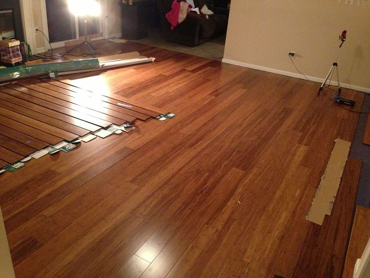 i have a carbonized strand bamboo floor that i need to matchu2026 any helpful will be wu2026 - Bamboo Wood Flooring