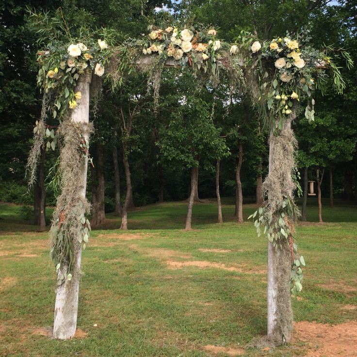 Ladder Wedding Altar: Best 25+ Rustic Wedding Arches Ideas On Pinterest