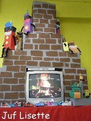 Aankleding Sinterklaashoek