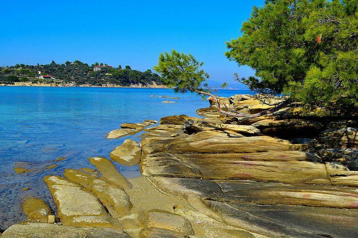 Diaporos island Vourvourou #Halkidiki