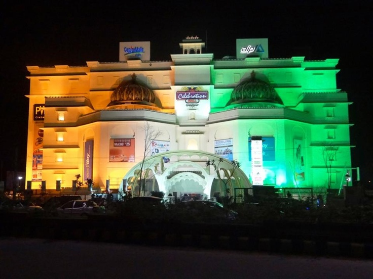 DIandGOOGS at Celebration Mall #Udaipur