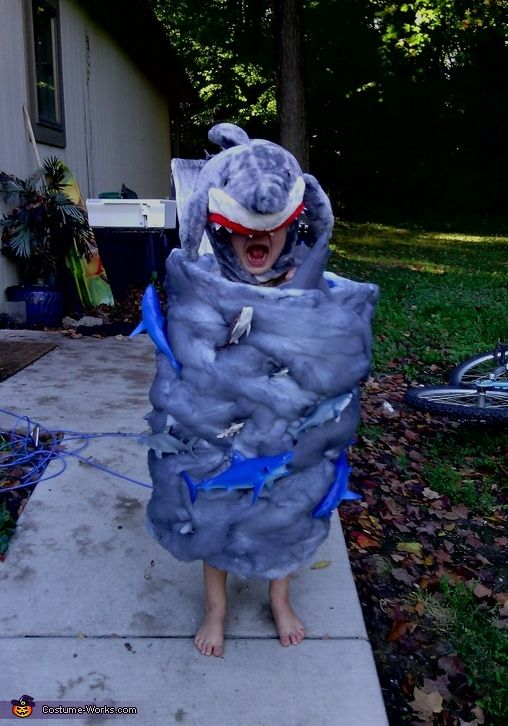 Sharknado - Halloween Costume Contest via @costume_works