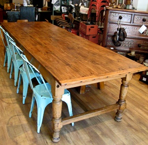 antique english farmhouse table - Antique Farmhouse Kitchen Tables