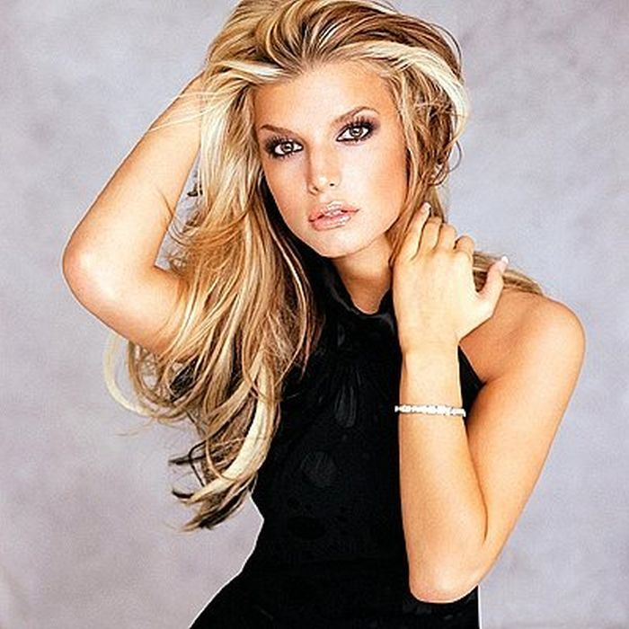 The Trend of Jessica Simpson Hairstyles
