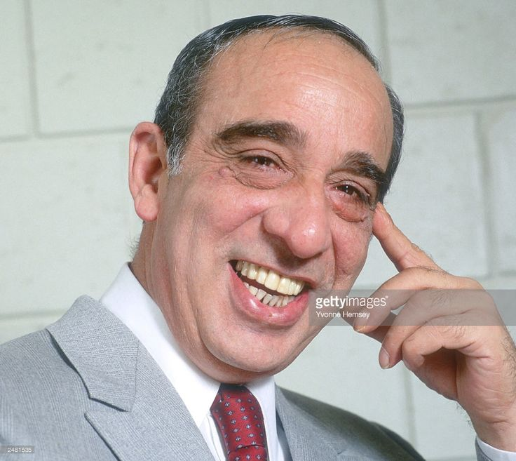 Carmine Persico poses for a portrait at the Metropolitan Correctional Center in New York City September 15, 1986 during the Commission trial.