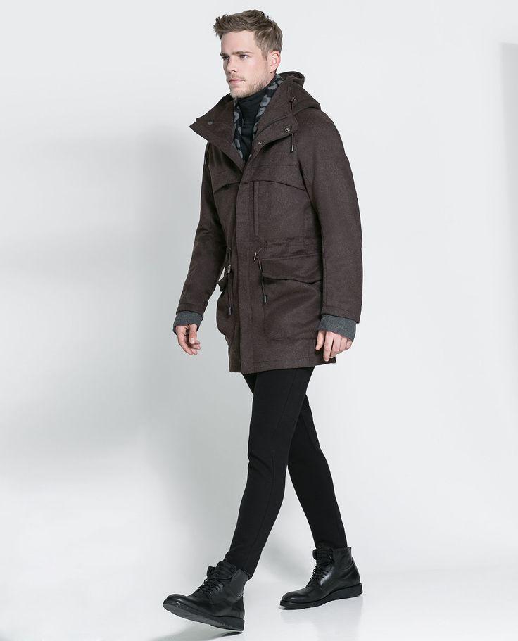 24 best Men's Winter Coats images on Pinterest | Winter coats ...
