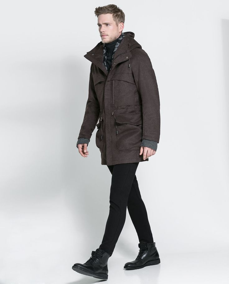 Winter Mens Coats