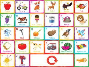 Tappy Alphabet is an alphabet app with a focus on vocabulary words.  It has a letter block feel and a simple gameplay that is very easy for ...