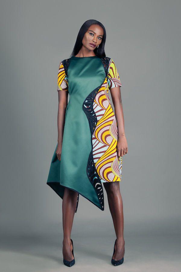 Яркое сочетание современности и традиций в коллекциях африканского бренда Christie Brown - Ярмарка Мастеров - ручная работа, handmade