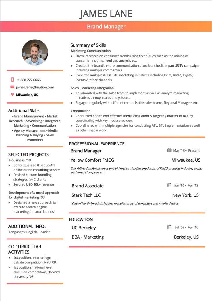How To Craft The Perfect Web Developer Résumé — Smashing