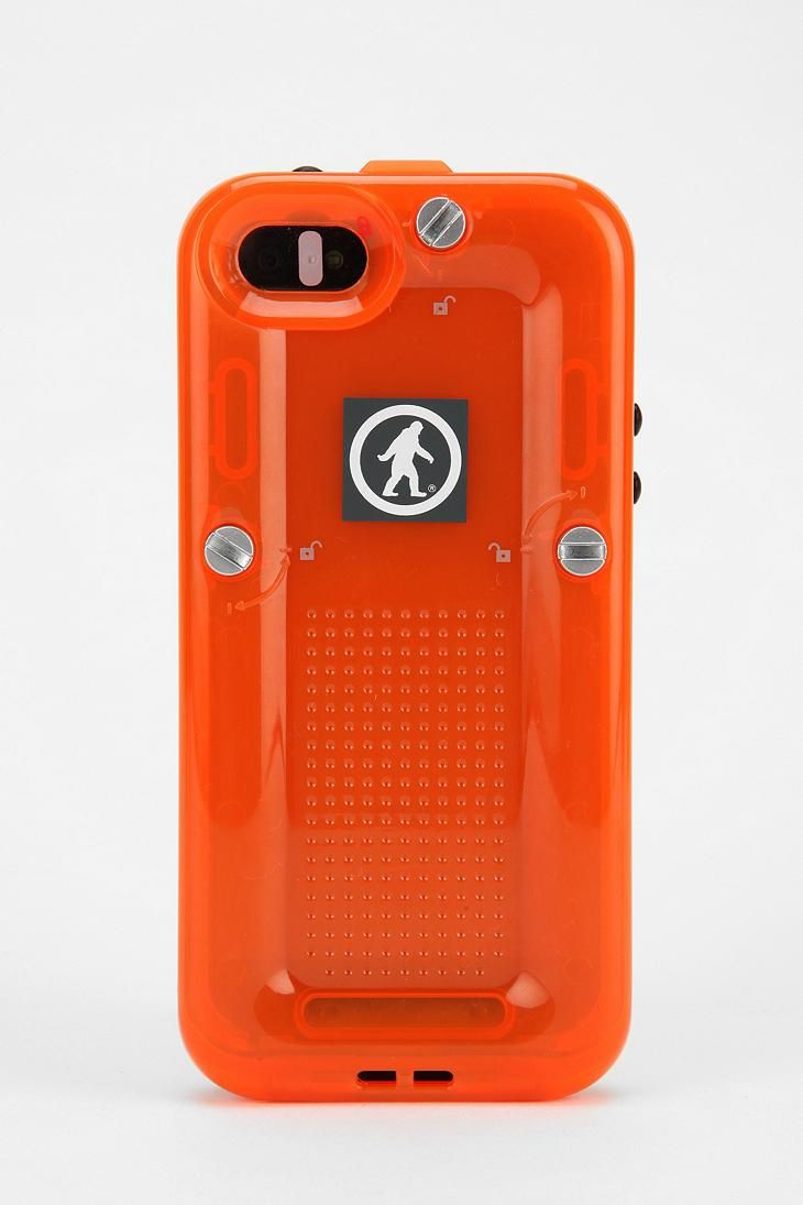 Outdoor Technology Waterproof iPhone 5 Case # ...