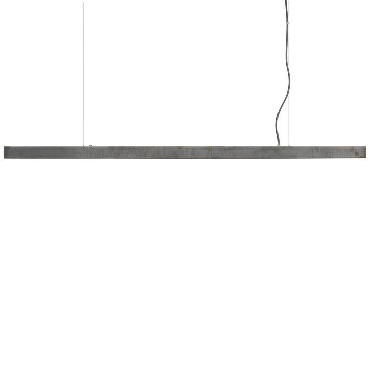 Anour Oxidised Copper Pendant Lamp - Brown | MQ000054685 | £1,100.00