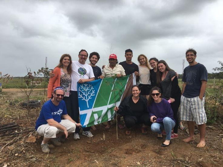 KKL Brasil participa do Festival Regenera Rio Doce em local atingido por um dos maiores desastres ambientais do Brasil.