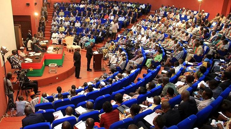 Burkina Faso - National Assembly (l'Assemblée nationale)