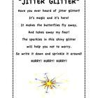 This Jitter Glitter poem is adapted from the Jitter Juice ice breaker activity. I used this with my class on the first day of school, because I did...