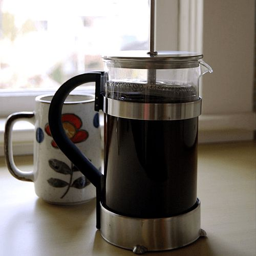 How To Use French Press Coffee Maker Recipe Video