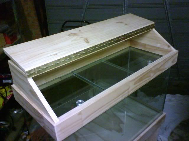 Best 25 fish tank stand ideas on pinterest tank stand for Fish tank hood