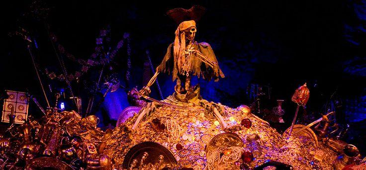 Pirates of the Caribbean Tokyo Disneyland