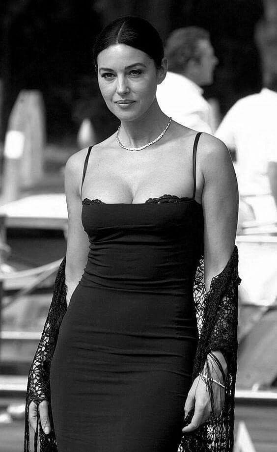 from Enoch monica bellucci hot outfits