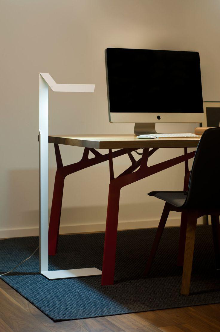 Plie Metal Lamps Architectural Design Vitale 10