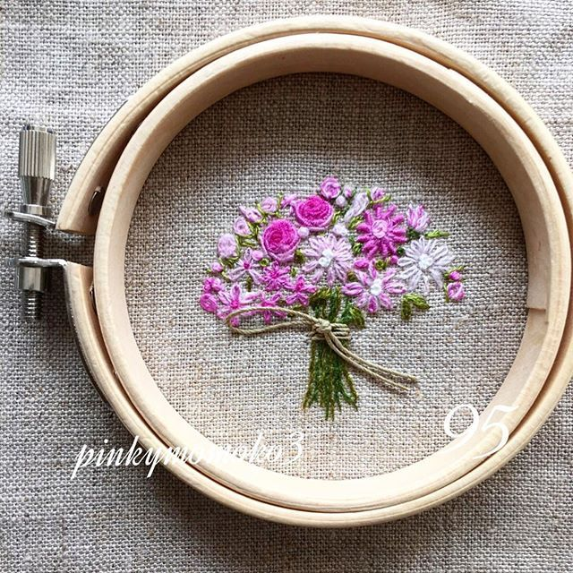 #handembroidery #floral