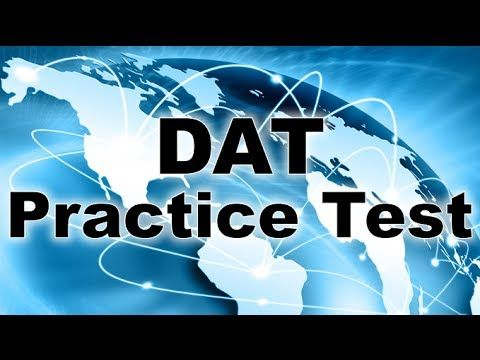 Free DAT Practice Test Questions – Prep for the DAT Test