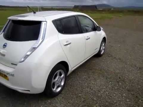 Nissan leaf for sale from eco-cars.net