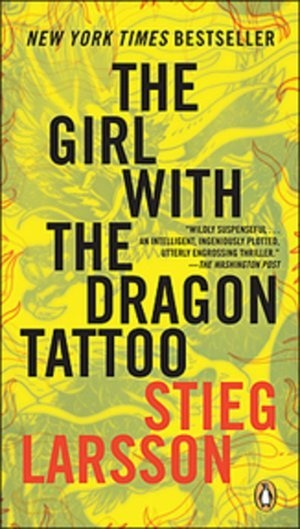 The Girl With The Dragon Tattoo: Worth Reading, Dragontattoo, Books Jackets, Girls Generation, Books Worth, Dragon Tattoos, Stieg Larsson, Movie,  Dust Covers