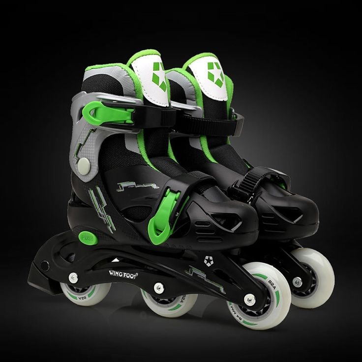 58.44$  Buy now - http://aliqq8.shopchina.info/go.php?t=32801343784 -  Kids Roller Skating Shoes Fast Children Flashing Adjustable Skates Waterproof  Proffesional Roller Skate Shoes 58.44$ #magazine
