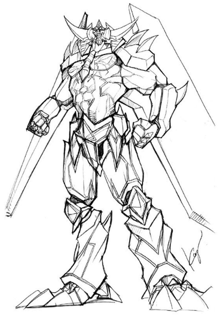 Gandora X The Dragon Of Destruction