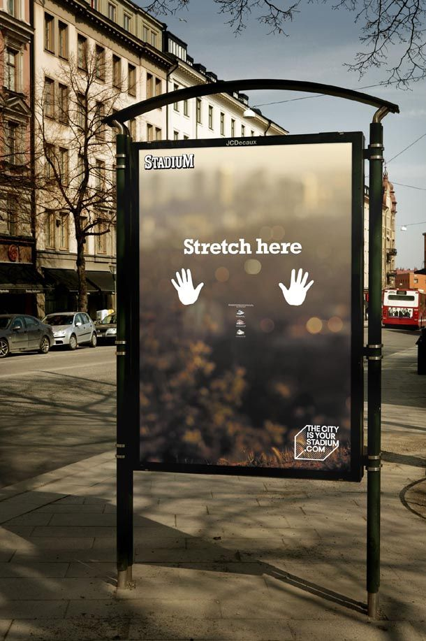 TheCityIsYourYtadium.com   #public #billboard #outdoor http://arcreactions.com/gkg/