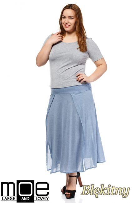 Spódnica maxi z klinów długości maxi.  #cudmoda #moda #ubrania #odzież #clothes #styl