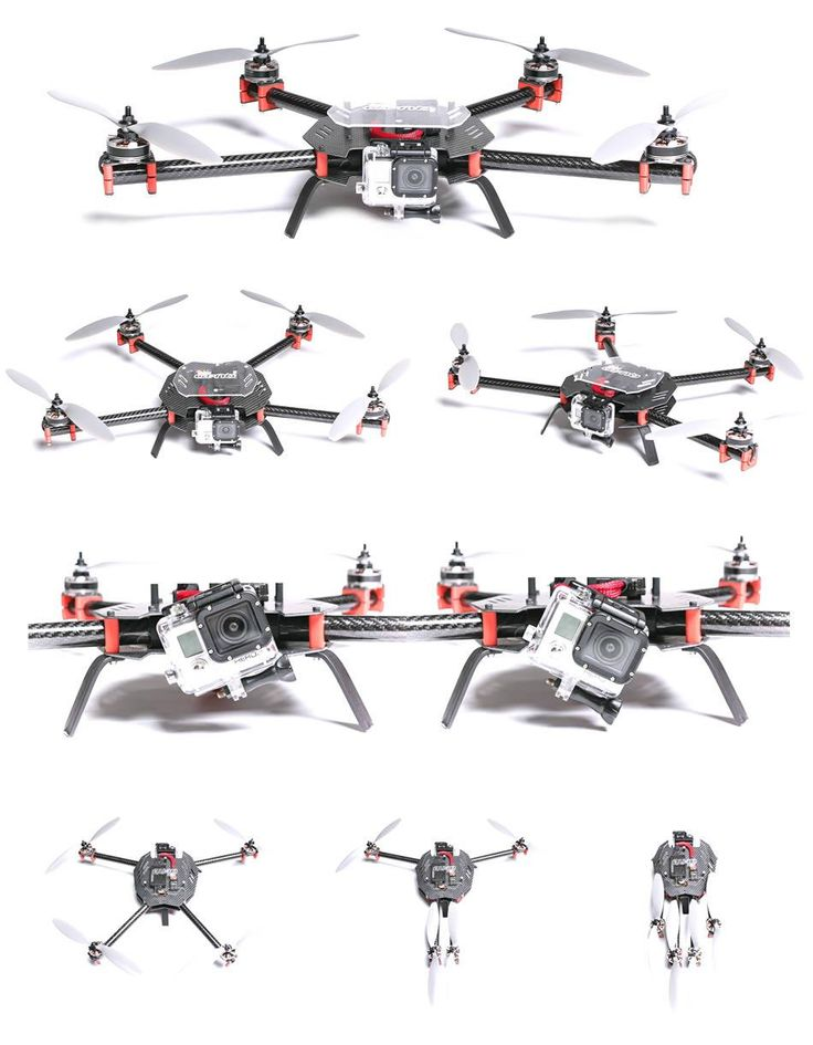 SteadiDrone QU4D Ready To Fly Quadcopter UK - Quadcopters.co.uk official SteadiDrone Dealers for the UK